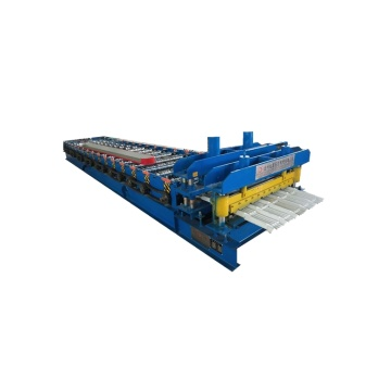 Rolling Tile Glazed Roll Forming Machine