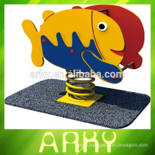 High Quality Sports Equipment - Sports Goods - Fish Spring Toys