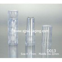 Tubo labial vacío tubo de embalaje de cosméticos al por mayor