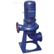 Из нержавеющей стали серии LW вертикальные канализации центробежные водяной насос