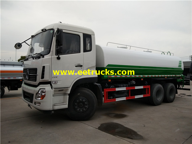 15000L 10 Wheeler Water Tanker Lorry
