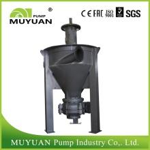 Pompe à mousse de flottation d'alimentation hydrocyclone