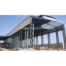 Stahlbau Gebäude / Fertighaus ISO9001 (SS-30)