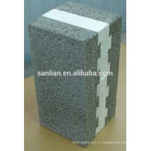 Machine de fabrication de blocs creux