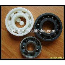 Rodamiento de bolas de cerámica profunda Groove 6311CE para el uso de rodamientos de rueda en acciones ricas