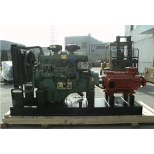 Diesel d'Irrigation pompe ensemble avec moteur Perkins ou moteur Deutz