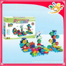 B/O interlocking toy blocks for children interlocking toy blocks