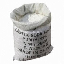 Naoh, Ätznatron Flakes, Perlen, Solid 99% Min Factory