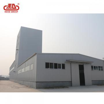Produktionslinie für Broiler-, Hühner- und Geflügelfutterpellets