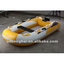kleine CE HH-S250 Fischerboot mit Luft Mat Stock