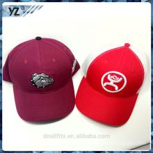 2016New style with custom logo baseball cap made in china