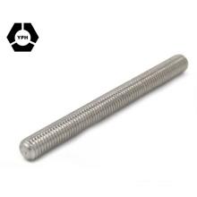 Высококачественная углеродистая сталь Нержавеющая сталь DIN 975 Резьбовая шпилька