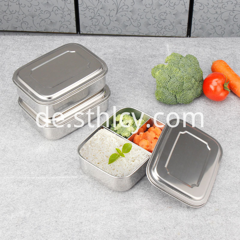 Stainless Steel Lunch Box 4
