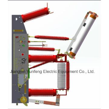 Interruptor de corte de carga de tipo estándar-Yfzrn35-40.5