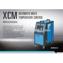Controle térmico automático do molde temperado