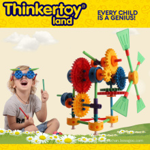 Plastic Educational Construction Toy for Children
