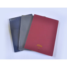 Size 260*190mm PU Cover Notebook
