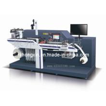 Machine d'inspection d'étiquettes haute vitesse