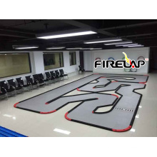 72 Square Meters RC Track Racing Runway for Big Competition