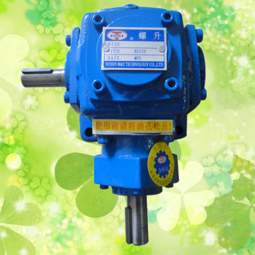 Agricultural Gearbox With Bevel Gear for Grass Cutter