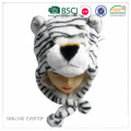 Lovely Tiger Toy Plush Animal Hat