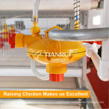 Qingdao Factory PVC Pipe Automatic Poultry Nipple Drinker