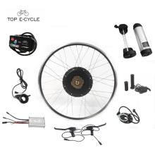 28inch borde 48V 1000W kit de motor de bicicleta eléctrica / kit de convección de bicicleta eléctrica