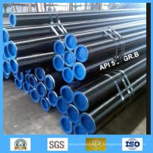 Tubos de acero sin costura al carbono de alta calidad y precio competitivo