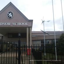 600W Wind Power System for School