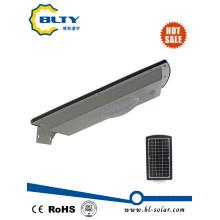 Luz de calle solar de aluminio de 10W LED