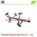 10tph Dry Mortar Plough Mixer