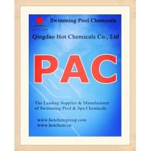 Алюминиевое Chlorhydroxide для обработки воды, химикаты CAS 11097-68-0 ПАК