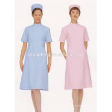 La Feria de Cantón mostró el uniforme médico Tejido T / C65 / 35 20 * 20/100 * 50
