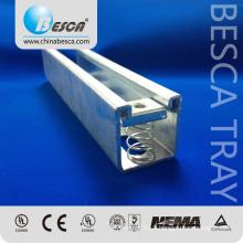 SS304 SS316 Unistrut Channel OEM Manufacturer