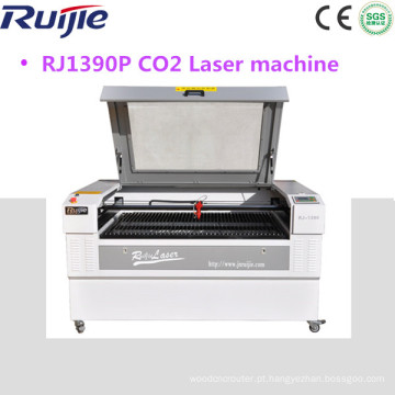 1390 150 W CNC tipo de laser CO2 e modo de resfriamento de água em modo de resfriamento de madeira acrílica, mármore / granito, máquina de gravação a laser