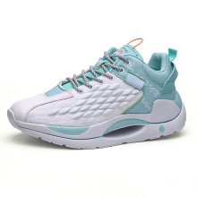 2021 new arrivals white sneakers breathable flying woven casual sports running shoes men's basketball shoes