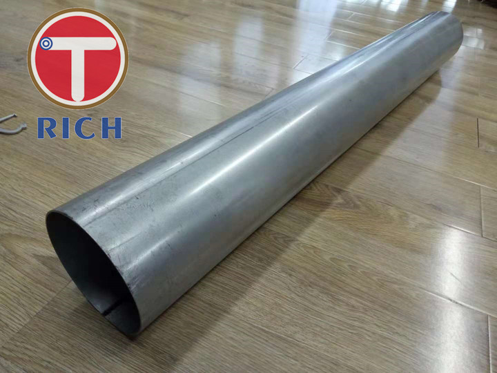 Aluminized Weded Car Muffler Exhaust System Pipe