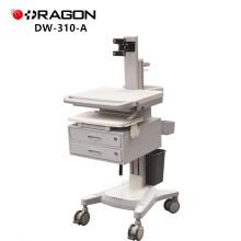 DW-310-A Krankenhaus Computer Laptop beweglichen Wagen mit Schublade