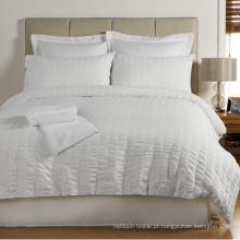 Conjunto de manta de algodão macio para uso de hotel (DPF201606)
