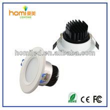 Led de alta potência de luz de teto 7W/9W/12W