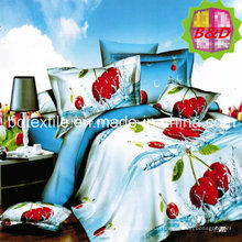 Disperse Printed Bedding Sheet Fabric for Home Textile Unbeliveable Price