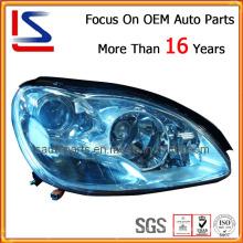 Lámpara de cabeza E-MARK para Benz Clase S W220 ′02 -′05 (LS-BL-127)