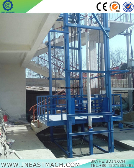 Vertical Hydraulic Lift Platform