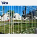 Haus u. Gartengebrauch Heißer eingetauchter galvanisierter hoher Sicherheitszaun, Zaun 358