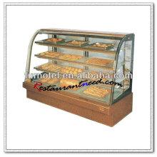 K194 4 couches d'étalage de présentation de boulangerie de Commerical
