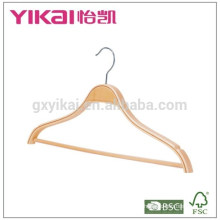 Tissu à vêtements ronds à carreaux ronds avec des encoches et un tube en PVC