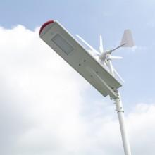 Control de la aplicación del teléfono inteligente luz de calle llevada solar integrada