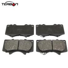 04465-yzz57 Low Metal Bremsbelag China für TOYOTA