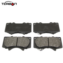 04465-yzz57 baixa Metal Brake Pad China para TOYOTA