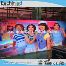 Indoor Vermietung große LED-Bildschirm P2.5 P3 P4 für Medien Fassade